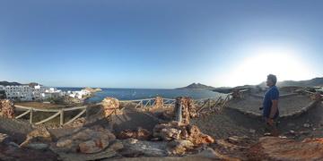 La Isleta del Moro (Cabo de Gata)